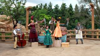 Grizzly Gulch - Welcome Wagon Street Show 1