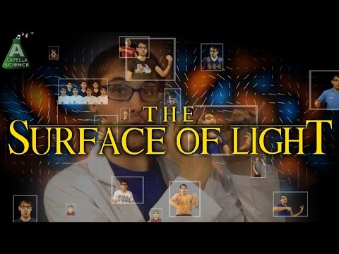 The Surface Of Light! (lion King Science Parody) - A Capella Science video