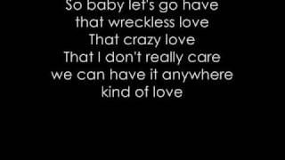 Watch Alicia Keys Wreckless Love video