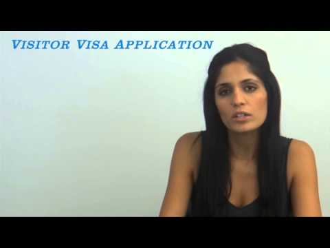 Canada Visitor Visa Application Requirements