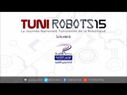 TUNIROBOTS15 sur les ondes de Radio Tunisie Culture