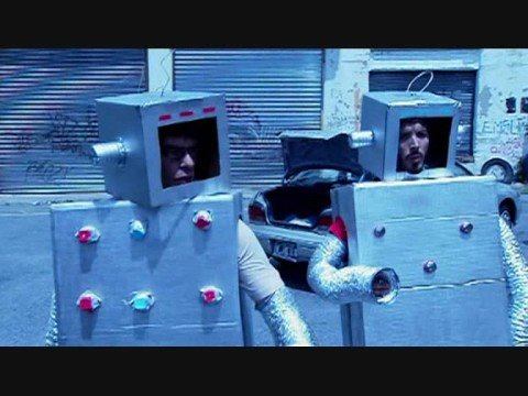 Flight Of The Conchords - Robots