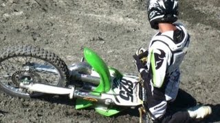 CR500 & KX500 Non Stop Action