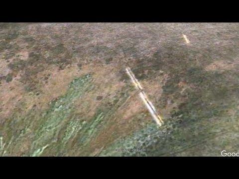 У перевала Дятлова нашли немецкий аэродром?