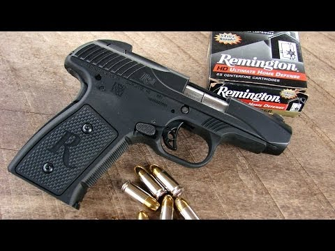 Shooting Remington's New R51 9x19mm Plus P Semi-Automatic Pistol - Gunblast.com
