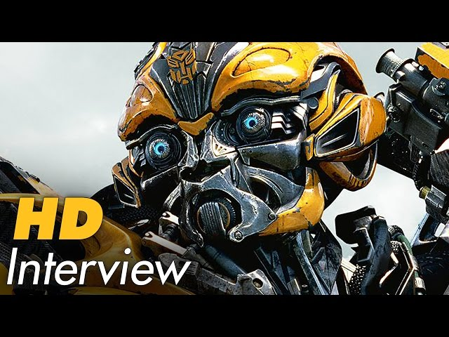 TRANSFORMERS 5 in Berlin?! | Cast Interview