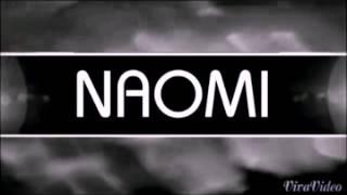 WWE Naomi Titantron Name Plates(RD)