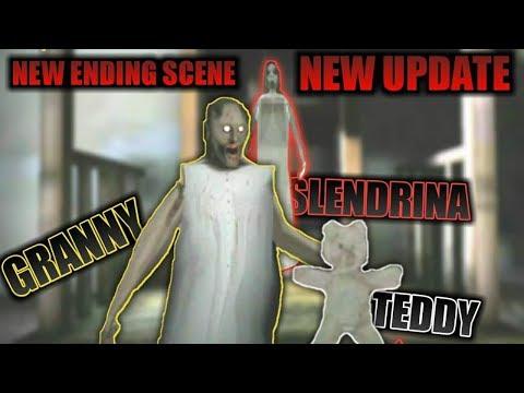 New Ending Scene in Granny:Version:1.3.2(New Update)