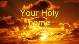I WORSHIP YOU, JESUS Praise and Worship Songs with Lyrics zmozeksongsforgod