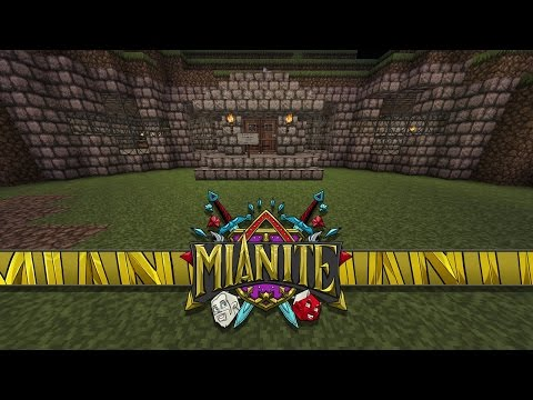 Minecraft: Mianite - Building Nadeshot A New Home! [42]