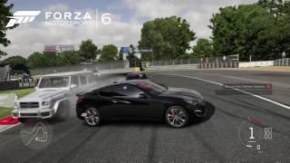 GT sport beta Vs Forza motorsport 6 AI