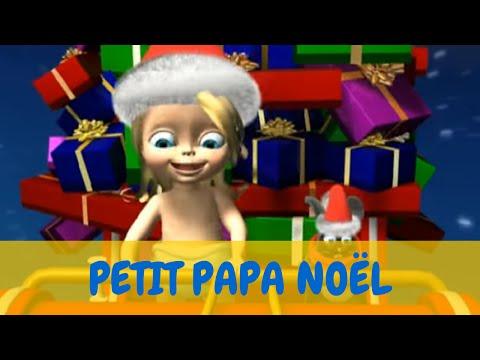 Bébé Lilly - Petit Papa Noël (avec paroles)