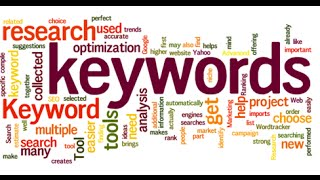 Keywordysis | Keyword planner | AdWords keyword planner | SEO - Part 5