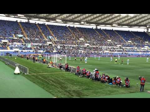 Lazio Palermo 2-1 del 22/02/2015 miro klose