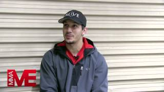MMA Fighter Gil Guardado interviewed by MMA Main Event Magazine.