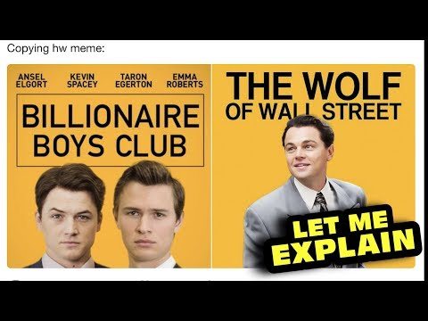 This Movie Made $126 | Billionaire Boys Club Explained