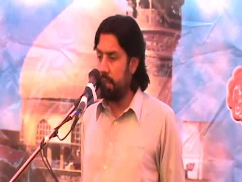 Zakir Taqi Abbas Qayamat (10th March 2013) (shahadat Imam Hussain A.s) Thati Sialkot video
