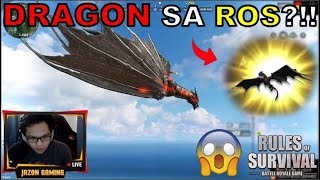 """DRAGON sa ROS!"" (ROS SKIN UPDATE)"