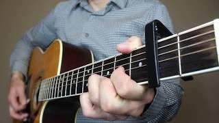 Download Lagu Mercy - Brett Young | Guitar Cover Gratis STAFABAND