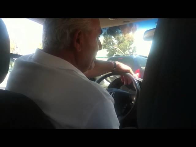 El taxista mañoso