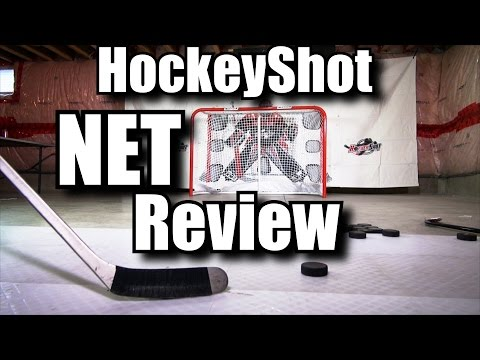 Can we break the new HockeyShot Net?