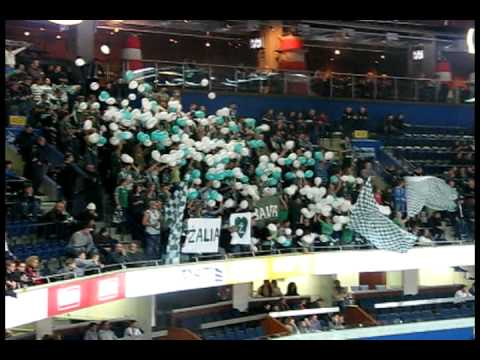 Green White Boys @ Siemens Arena (2009.12.12)