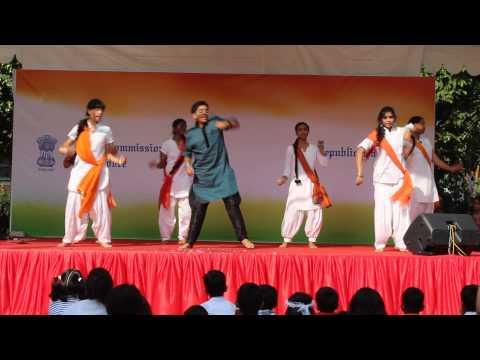 Rang De Basanti Dance