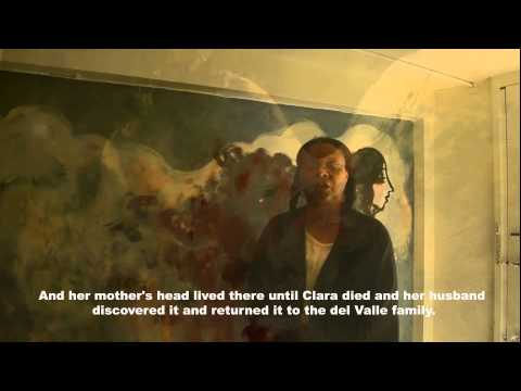 Clara the Clarivoyant's Mural
