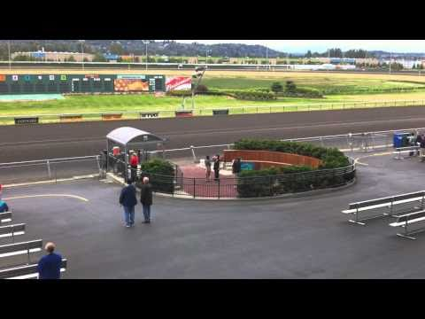 Singin' Sisters' National Anthem At Emerald Downs video