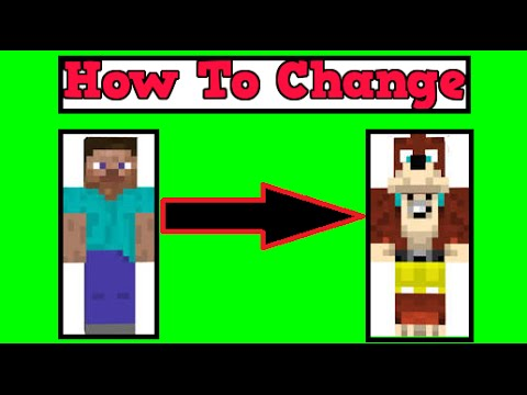 How To Change Your Skin In Minecraft Without Buying The Game