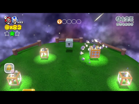 Super Mario 3D World - Part 88: World Flower-12