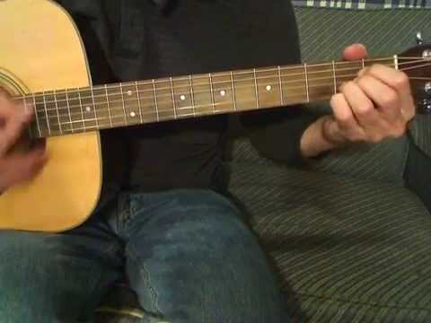 The Cranberries - Linger - Acoustic Guitar Lesson video
