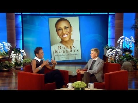 Robin Roberts on Surviving Cancer
