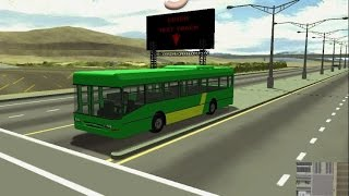 3D Bus Simulation Game -  Simulation Car Games