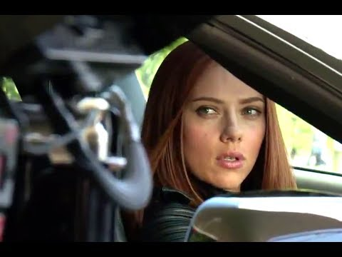 Captain America: The Winter Soldier Official Featurette - Black Widow (2014) Scarlett Johansson HD