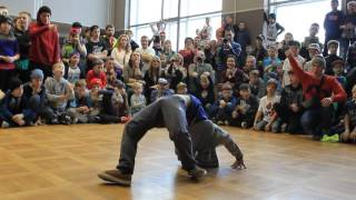 "bboy CREED (SKY MOVE SCHOOL) - 5 круг - ""WHO IS WHO?"" 2017"