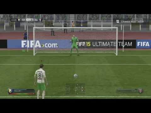 The Att. Postion Hybrid - Path to Power 92 - FIFA 15 Ultimate Team