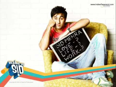 Iktara ( Male Version ) Wake Up Sid  Sung by Tochi Raina