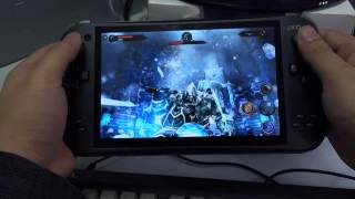 [10 (Android/IOS RPG)Wild Blood Review/Gameplay-JXD S700B] Video