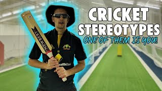 Cricket STEREOTYPES: Winter Nets! (Which ONE is YOU?)