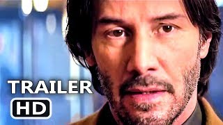 SIBERIA Trailer (2018) Keanu Reeves, Thriller, Action Movie