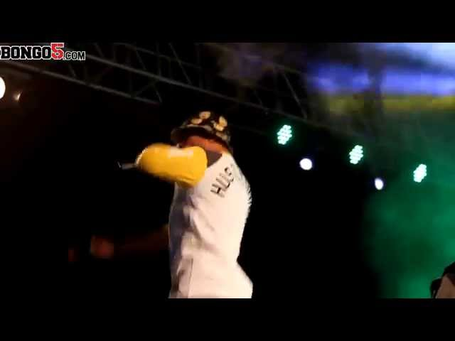 T.I. performing Top Back and Rubberband Man - Fiesta Dar es Salaam