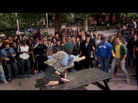 STEP UP 3D - Dancing in the Park Clip