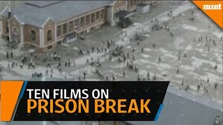 Ten films on prison break