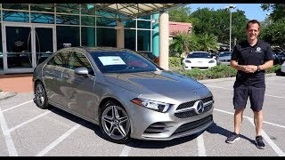 Is the ALL NEW 2019 Mercedes Benz A220 a BARGAIN Benz?