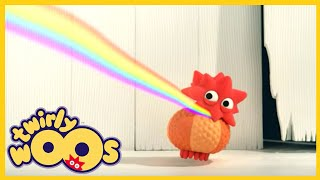 Twirlywoos | FULL EPISODES | Underneath | Shows for Kids