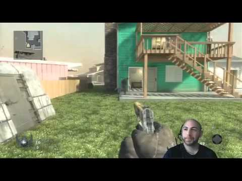 Gaming With Swiftor - Nuketown Mike Myers - 2 / 5 (JTV Footage)