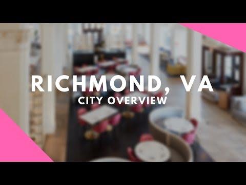 Richmond, Virginia - City Overview