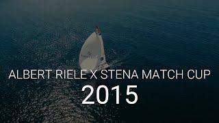 Albert Riele na Stena Match Cup 2015 Sweden