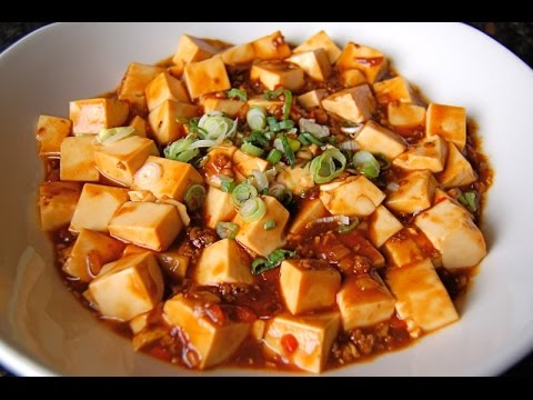 Mapo Tofu Recipe 麻婆豆腐 By CiCi Li